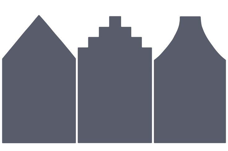 Hollandse huisjes -UITVERKOCHT- || Woonidee