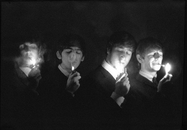 The beatles © Jean-Marie Perier
