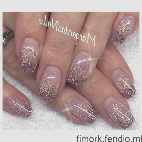 Glitter Ombré par MargaritasNailz par Nail Art Gallery # nailsglitter #nailgli
