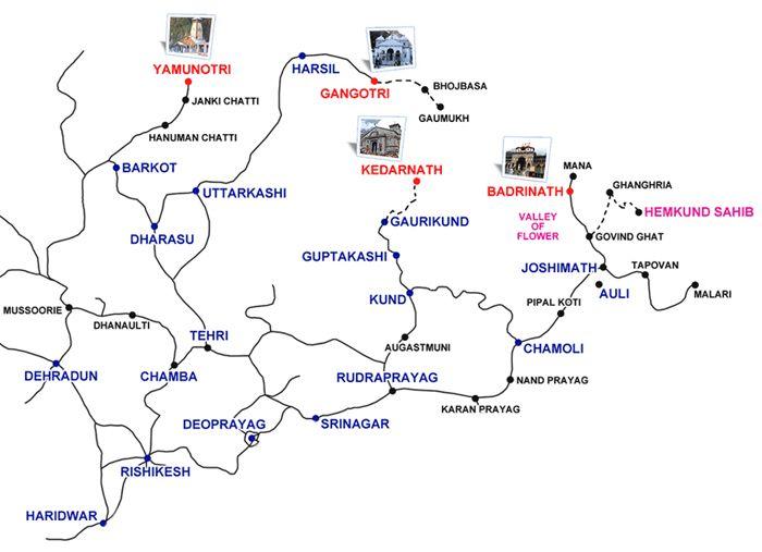 About Yatra Char Dham – Yamunotri, Gangotri, Badrinath, Kedarnath Pilgrimage Tours – Char Dham Yatra - http://yatrachardham.in/about-yatra-char-dham/