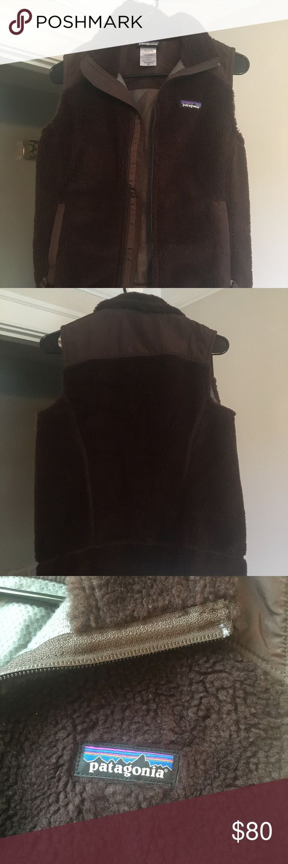 NWOT: W Patagonia Retro-X Vest in Chocolate Brown NEW WITHOUT TAGS: Women's Patagonia Retro-X vest in chocolate brown. Size Medium. Never worn. Retails for 179$ No trades or returns. Patagonia Jackets & Coats Vests