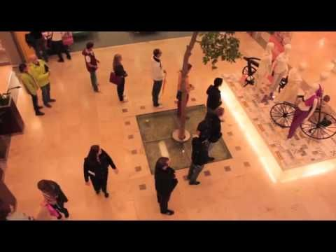 JU Aktion Flashmob - YouTube