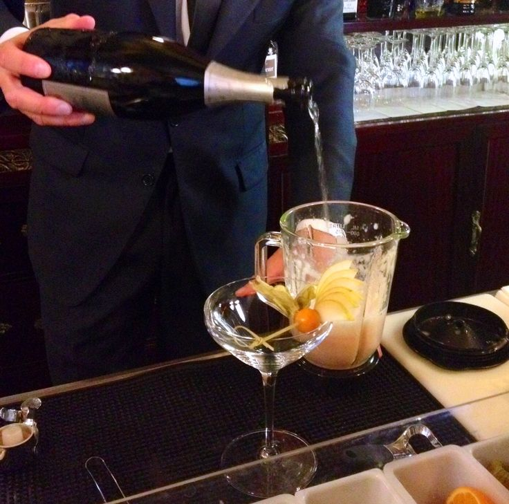 The making of Bellini Love