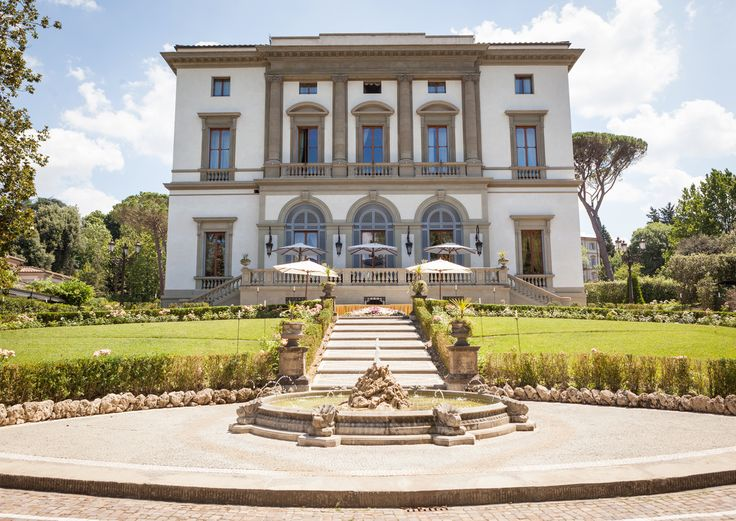 Villa Cora Photogallery