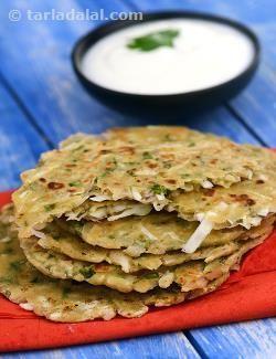 Nutritious Thalipeeth