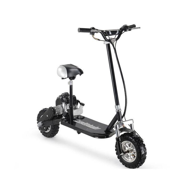 MotoTec 3-Speed 49cc Gas Scooter