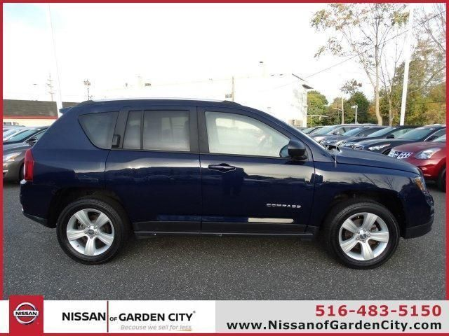 Used 2015 Jeep Compass Sport for sale at Garden City Nissan in Hempstead, NY for $13,995. View now on Cars.com.