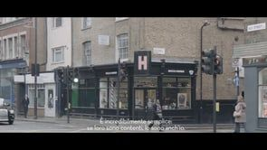 Docufilm Proraso - Chris / Huckle the Barber / London