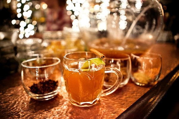 Wassail-I'm going to try this without the sugar-maybe a bit of honey ...