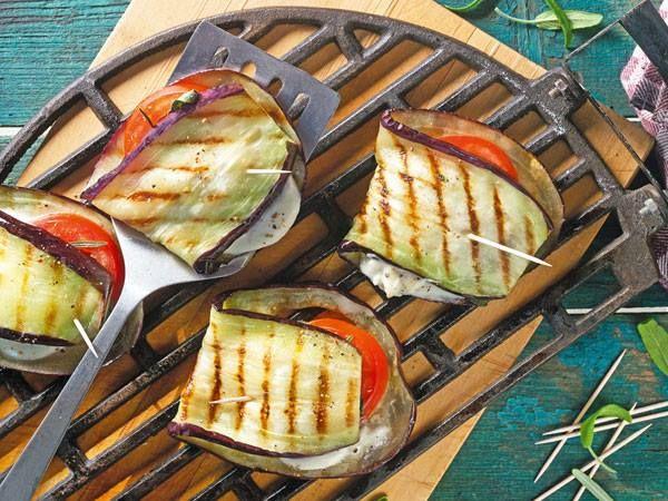 Die Sonne lacht! ... und wir verraten euch das perfekte vegetarische Rezept für so ein Wetter - HIER KLICKEN: