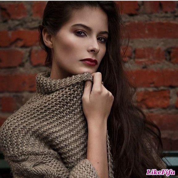 #вечерний_макияж, #броский_макияж_на_вечер, #макияж_likefifa, #макияж_от_мастера_Москвы, #насыщенный_мейкап, #бордовая_помада