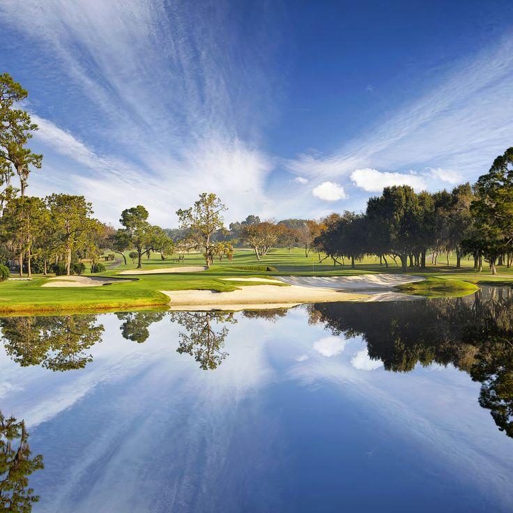 Bay Hill Golf Club in Orlando, Florida!