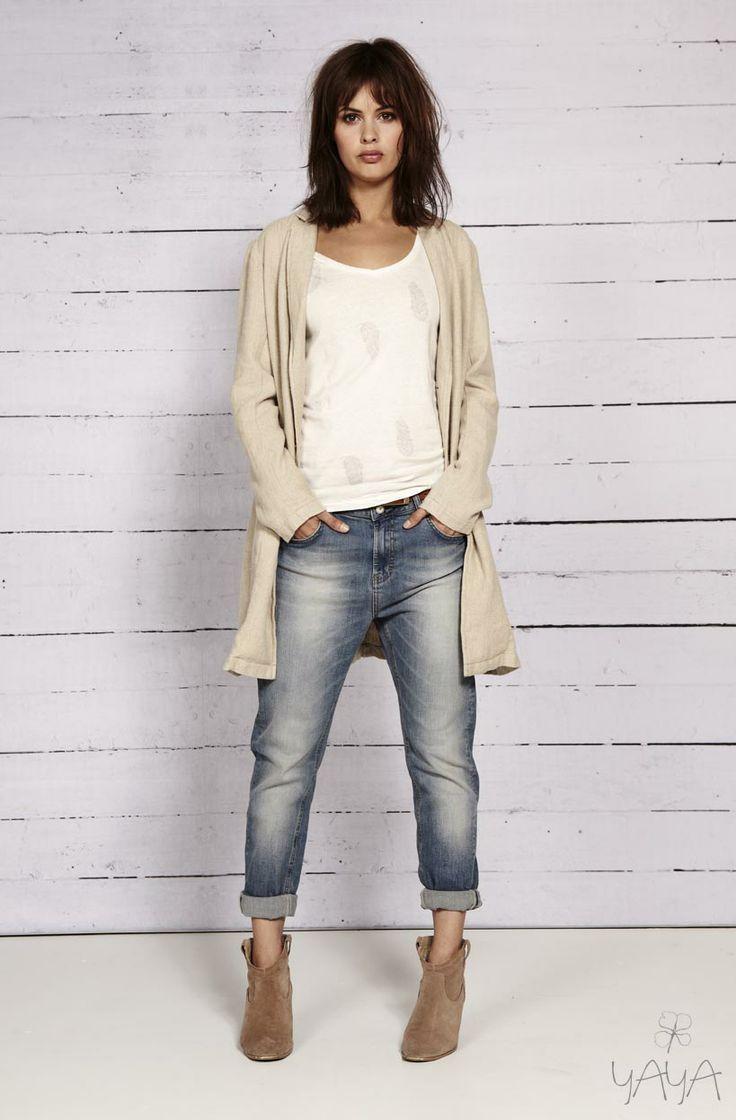 25 beste idee n over lang vest op pinterest cardigans stijl mode en outfits - Mode stijl amerikaans ...