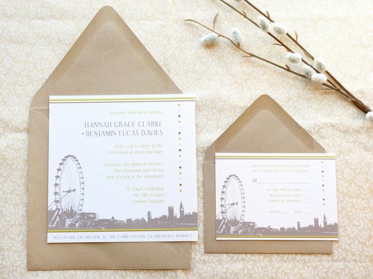 19 best Invitations images on Pinterest Wedding stationery - best of invitation english