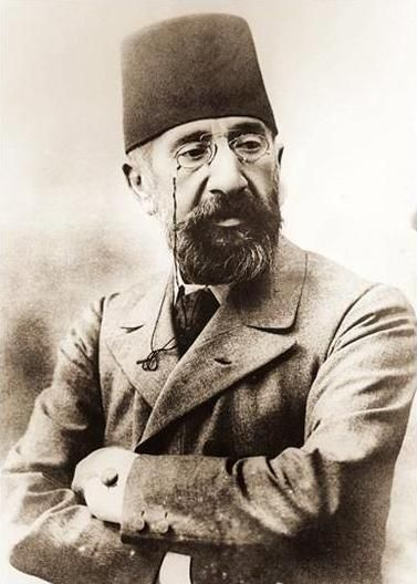 Osman Hamdi Bey (1842-1910)  Ottoman statesman, intellectual, art expert and also a prominent and pioneering Turkish painter.