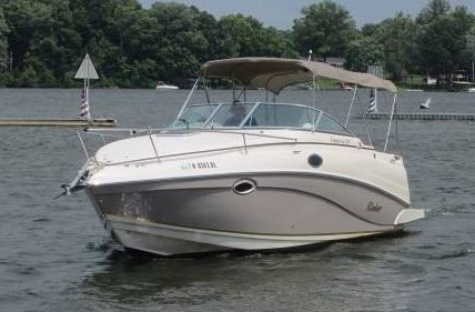 Used Boat For Sale in Indianapolis, Indiana: 2004 Rinker Fiesta Vee 250 - Classifieds.VehicleNetwork.net Classified Ads
