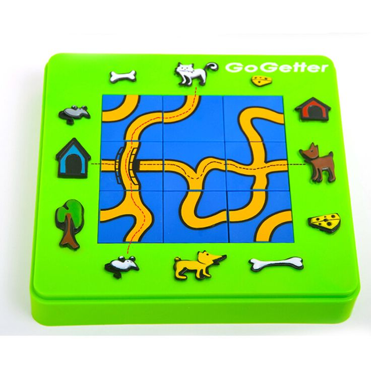 Go Getter: Cat and Mouse // Price: $29.95 & FREE Shipping //    #boardgame #cardgame #game #puzzle #maze