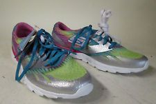 NWOB Women's Sketchers Rainbow MStrike Go Meb Speed 2 Running Walking Shoes 8.5