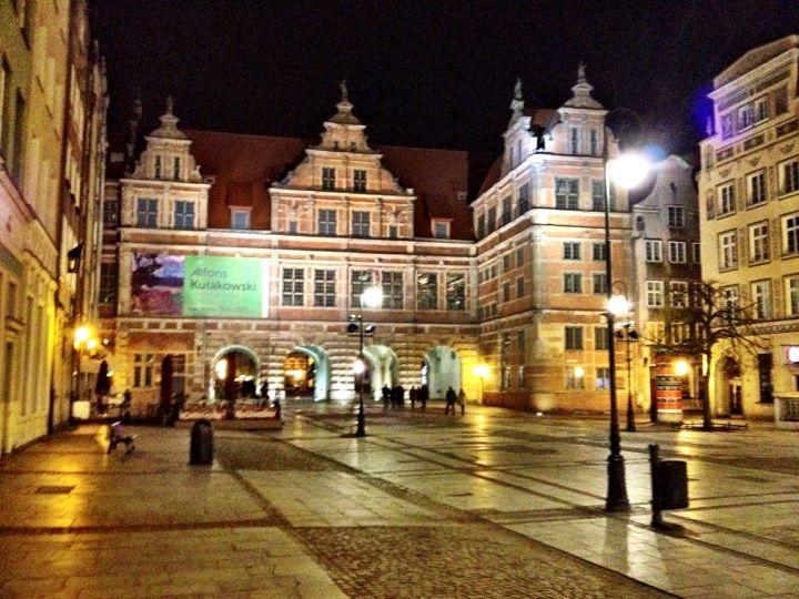 Zielona Brama - Muzeum Narodowe w Gdańsk, Województwo pomorskie