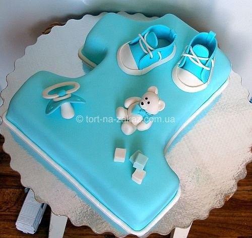 Торт на день рождение ребенку львенок