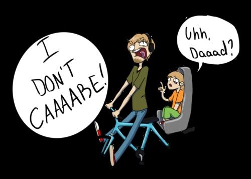 Pewdiepie Happy Wheels Irresponsible Dad