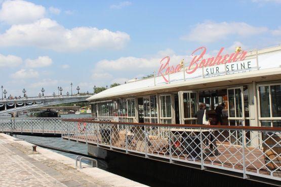 Bar Paris - Rosa Bonheur sur Seine