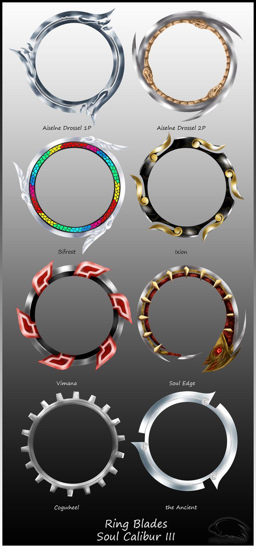 Ring Blades-SCIII by eCC-u on deviantART