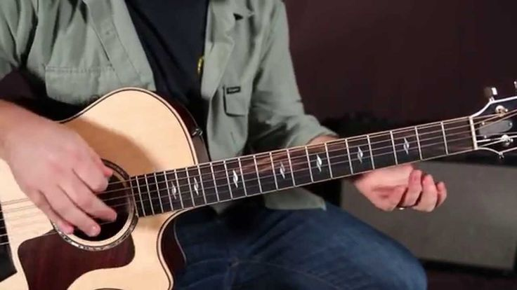 """How to Play """"Only The Good Die Young"""" by Billy Joel on guitar, Easy chor..."""