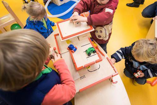 Neuer Service im Campus Center – Uni Kassel eröffnet Eltern-Kind-Bereich