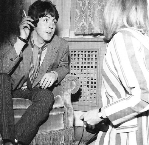 50 Years Ago Paul McCartney Meets Linda Eastman