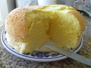 Chinese Sponge Cake in rice cooker