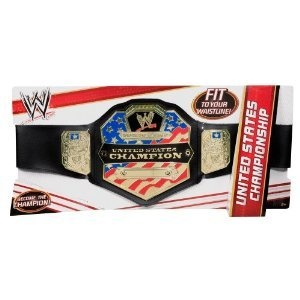 WWE United States Championship Belt by Adkor417