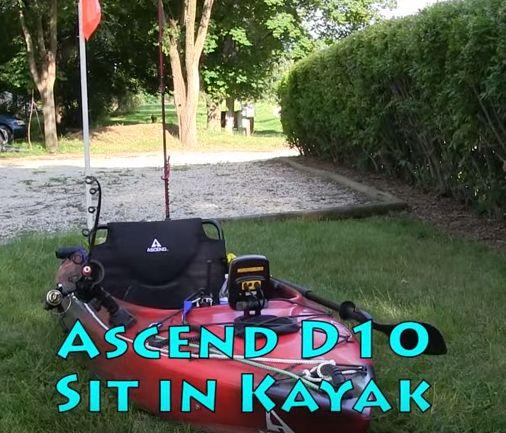 Setting Up a Sit-In Fishing Kayak
