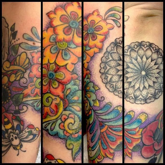 Idle Hands Tattoo Emporium | Glen Burnie, Maryland | Kinsey