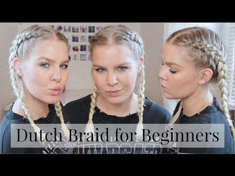 How to Dutch/Dino Braid Step By Step • Hair For Beginners Ep.2 | ShinyLipsTv. Link download: http://www.getlinkyoutube.com/watch?v=ZtURNnSe8Sg