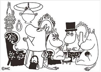こちらは家族団らんをイメージしたデザイン。リビングにおすすめです!