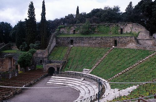 an introduction on the lives of the people of pompeii Introduction in 79 ad a volcano erupted that changed history the people of pompeii were actually caught unaware of the danger the mountain of vesuvius could pose to their well being.