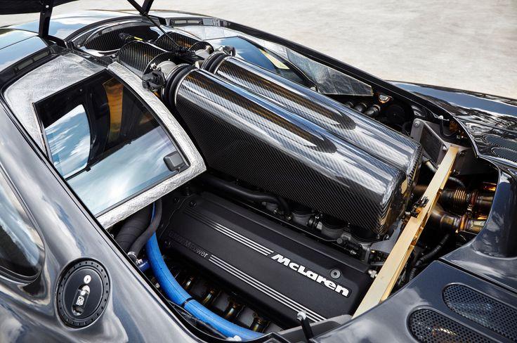 Image for 1998 McLaren F1 6.1-Liter V12 627 HP Engine