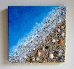DIY Beach Painting