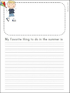 Countdown to Summer! Writing Journal. One month of meaningful writing topics to see you through to the end of school.