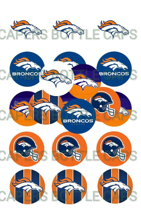 Check out this item in my Etsy shop https://www.etsy.com/ca/listing/265603969/denver-broncos-bottlecap-images-1