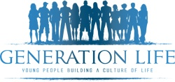 """Generation Life is a movement of young people committed to building a Culture of Life by educating our peers on the pro-life and chastity messages and developing new leaders for the pro-life movement. We believe that by spreading the message of chastity, we can end abortion at the root cause."": Building"