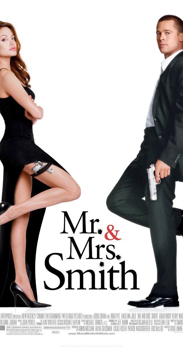 A married couple are getting bored with their quiet domestic life. What they don't know, however, is that they're both assassins, secretly hopping the world and killing for hire. But their separate lives are about to collide when they find out their next target is each other.