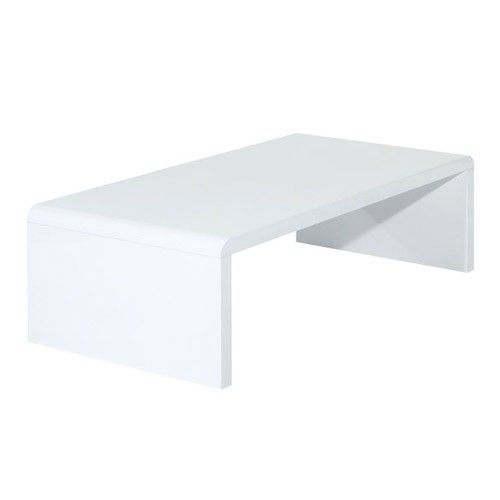 Nordic Coffee Table - White- $129 Milan Direct. Nice one.