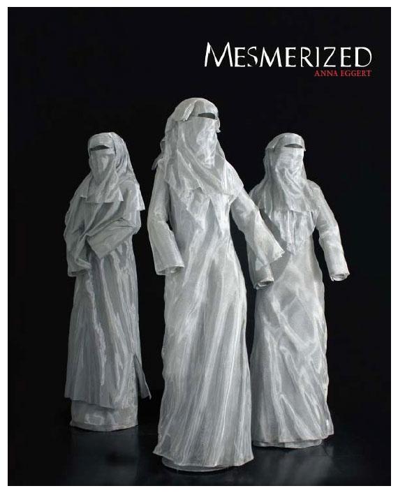Mesmerized - Anna Eggert - Exhibition Catalogue Design