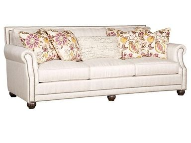 King Hickory Living Room Julianna Fabric Sofa 3000 Woodley 39 S Furniture