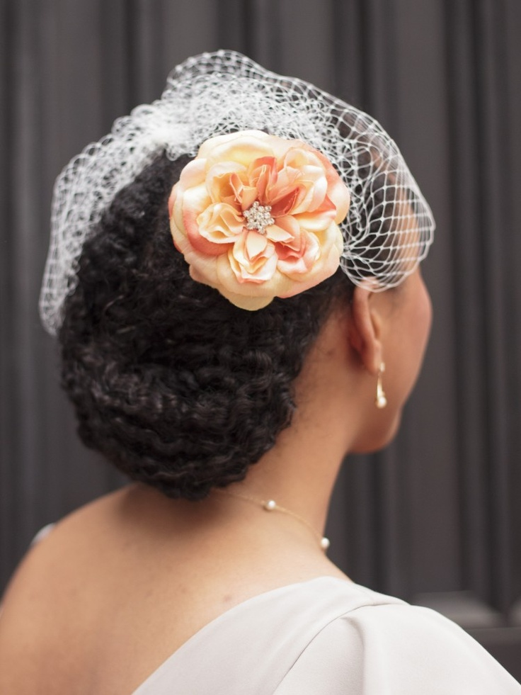 84 Best Wedding Hairstyles For Natural Hair Images On