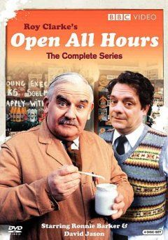 Open All Hours: the complete series