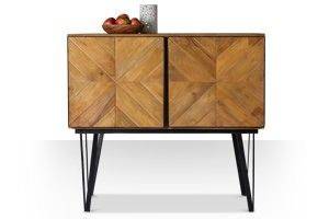 Swoon Editions Sideboard, mid-century style in mango wood - £299