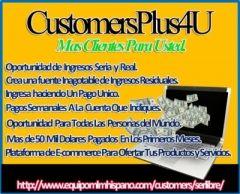 conferencia-customersplus4u (customersplus4u)   que es customersplus4u
